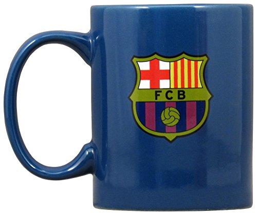 Fc Barcelone 163FCB501LOG Taza, Niño, Bleu/Grenat, 14.5x11.5x9 cm