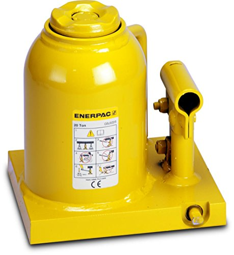 Enerpac GBJ-020S Bottle Jack, 20 Ton, Short (369874)