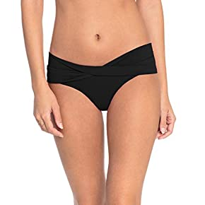 Robin Piccone Women's Ava Twist Bikini Bottom