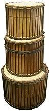 wood bass drum