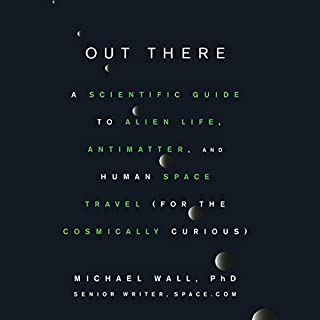 Out There audiobook cover art