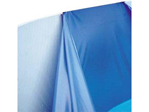 Gre FPR301 - folie voor ronde zwembaden blauw, diameter 300 cm, hoogte 120 cm