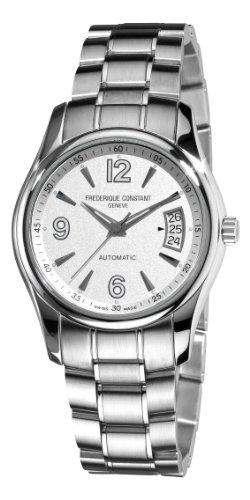 Frederique Constant Men's FC303S4B26B Junior Silver Automatic Dial Watch