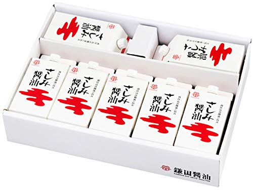 鎌田醤油さしみ醤油200ml7ケ入