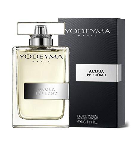 YODEYMA Herren Parfüm - ACQUA PER UOMO de Parfum 100 ml