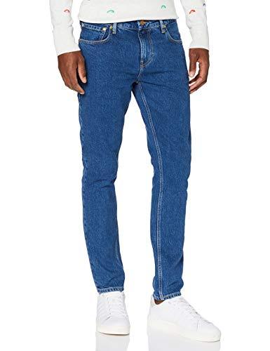Scotch & Soda Mens Skim Cropped Jeans, Blauw Sails 3762, 29W/ 30L