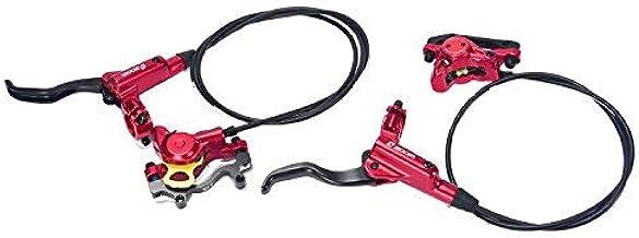 Zoom- HB-875 - Juego de frenos de disco hidráulico delanteros y ...