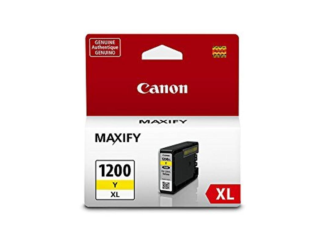 CanonInk MAXIFY PGI-1200 XL Yellow Pigment Ink Tank