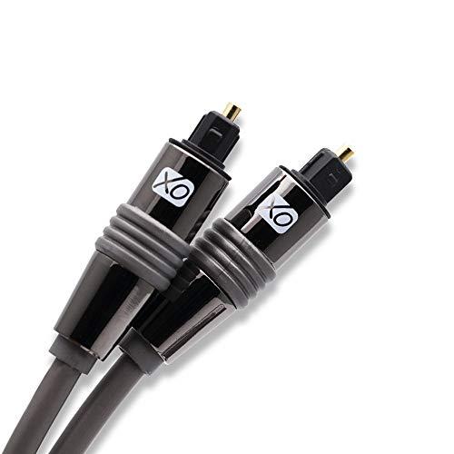 XO Digital Optical Cable 5m / 5 Premium Metro de instalación de...