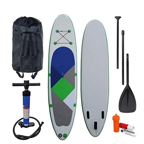 300X76X15CM Summer Sup Opblaasbare Surfboard Wakeboard Drifting Board