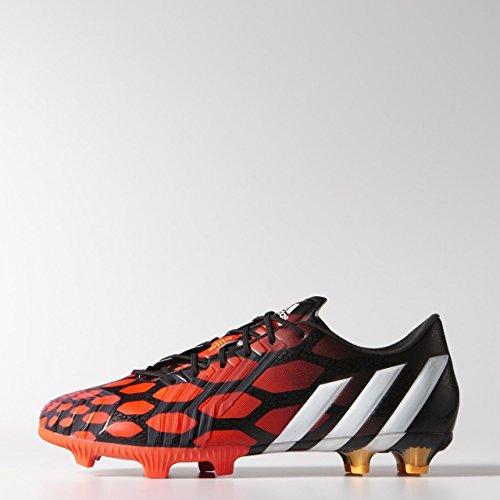 adidas PREDATOR Instinct FG schwarz-rot, Schuhgröße UK (D):8.0 (42.0)