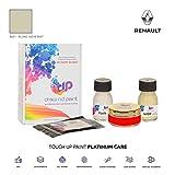 DrawndPaint for/Renault Espace/Blanc Neve Mat - 8421 / Touch-UP Sistema DE Pintura Coincidencia EXACTA/Platinum Care