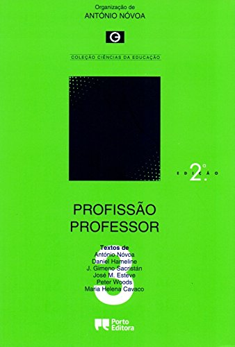 Profissão Professor - Volume 3. Coleção Ciências da Educação