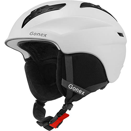 Gonex Ski Helmet Winter Snow Snowboard Skate Helmet with Safety Certification...