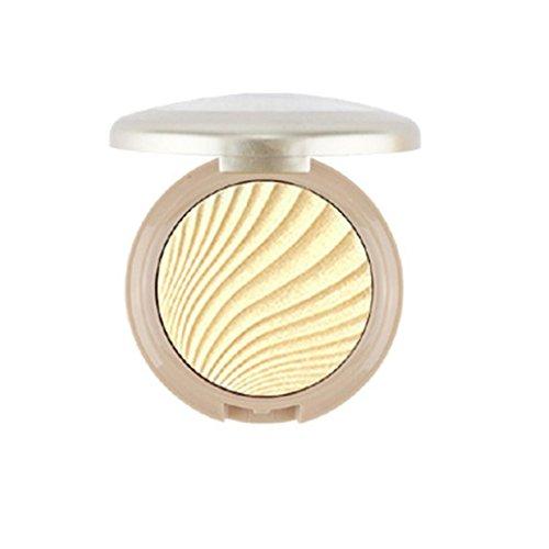 YUYOUG Contour Poudre Surligneur Réparation Capacité Lumière Haute Cosmétique Maquillage Éclaircissement (B)