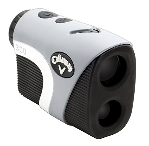 Callaway 300 Golf Laser Rangefinder with Power Pack