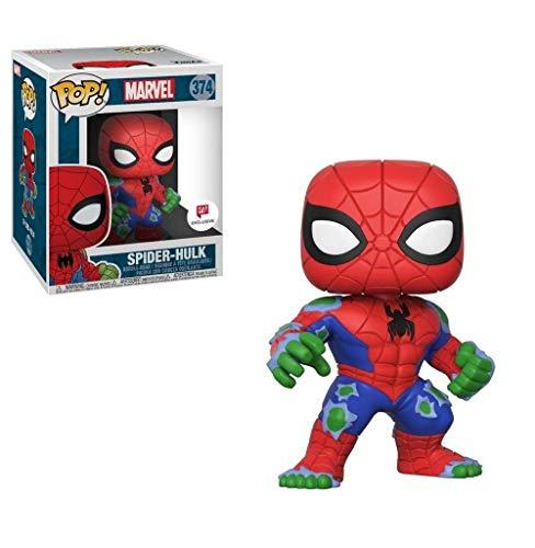 Funko Spider-Man - Spider-Hulk 6' ¡ Pop! Vinilo