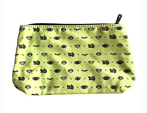 eBuy GB - Trousse da Viaggio per liquidi e Articoli da toeletta, in PVC, Colore: Giallo, Confezione da 1