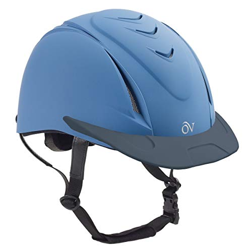 Ovation Girls' Schooler Deluxe Riding Helmet - 467566Pur