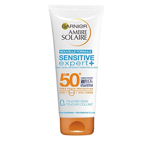 AMBRE SOLAIRE - Lait Safeguard Se+ Adultes Fps 50+ 200Ml - Lot De 2 - Livraison Gratuite