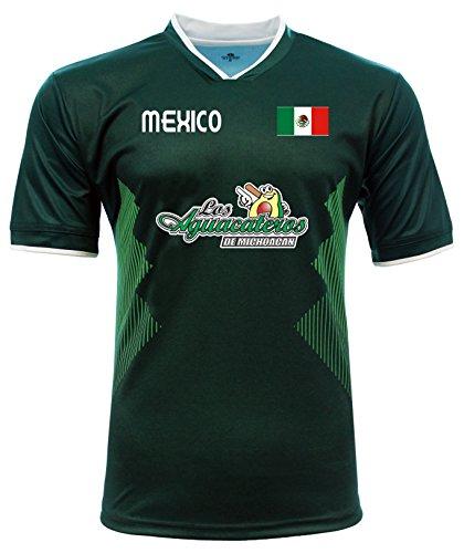 Aguacateros Jersey Mexico de Michoacan (Medium) Green