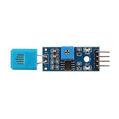 Módulo electrónico Módulo de sensor de humedad Módulo de resistencia a la humedad para el automóvil inteligente HR202 Equipo electrónico de alta precisión