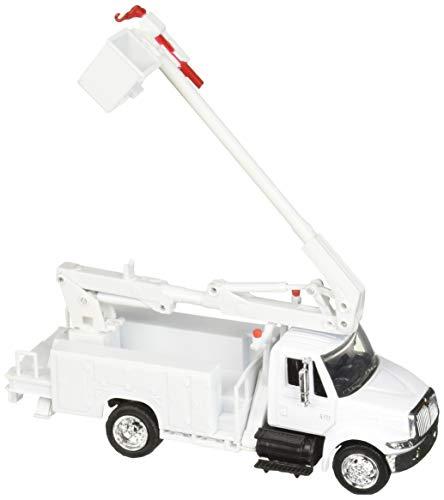 NewRay 15913E 1: 43 Utility - International Maintenance Truck, White