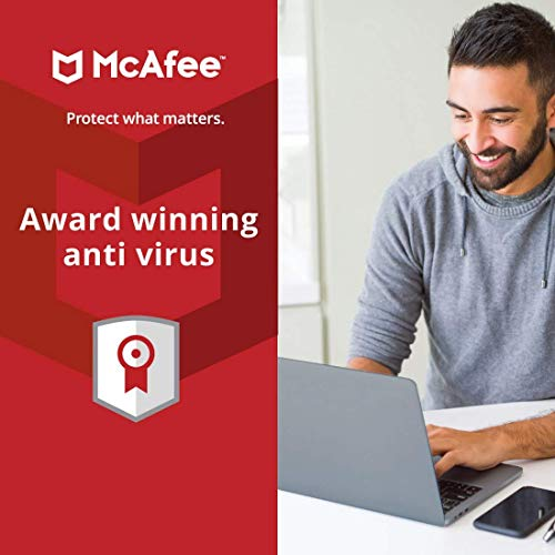 McAfee Total Protection (Windows / Mac / Android / iOS) 2 Device + 1 device Free, 1 Year (Single Key) (Email Delivery - No CD) 3