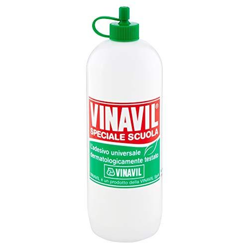 VINAVIL Vinavil Speciale Scuola Colla Vinilica priva di allergeni e dermatologicamente testata 250g Bianco