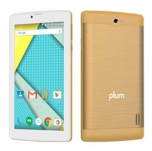 Plum Optimax 12-4G GSM Unlocked Tablet Phone Phablet 7' Display ATT Tmobile Cricket Metro Etc