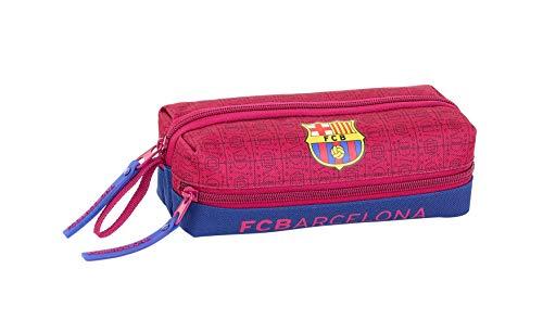 FCB FC Barcellona corporativa Ufficiale astuccio Scuola 200x 80x 70mm