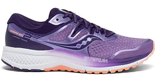 Saucony Omni ISO 2, Zapatillas de Correr para Mujer