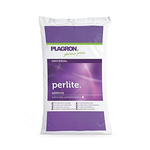 Sacco di substrato per coltivo Plagron Perlita Expandida Perlite (10L)