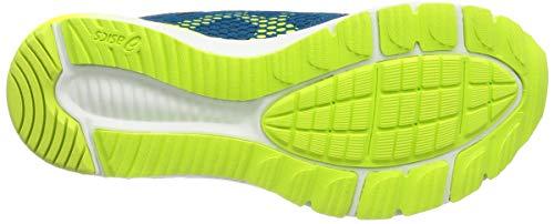 ASICS Roadhawk FF 2, Chaussures de Running Homme, Noir (Black/White 401), 43.5 EU