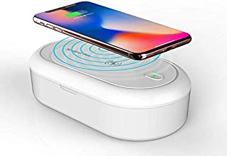 UV Smart Phone and Money Sanitizer with Aromatherapy Diffuser and Sterilizer Hygiene Cleaning Preventing Disease
