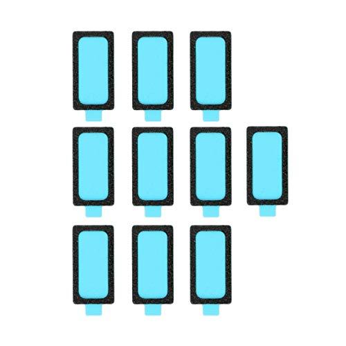 Liaoxig Sony Spare 10 stücke for Sony Xperia z2 & z3 compact & z4 & z5 Ohr Lautsprecher wasserdicht Aufkleber Sony Spare
