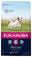 Tailored adult dog food with fresh chicken for small breed dogs in a resealable bag Improved formula for the healthy digestion and optimal body condition of your dog A distinct hexagon kibble shape which improves palatability Contains DentaDefense to...