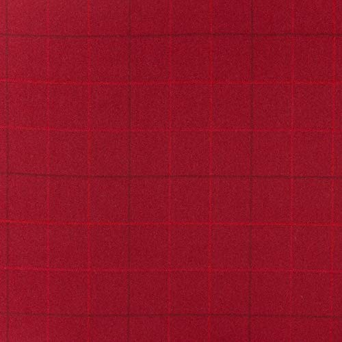 englisch dekor Decoración Inglesa para Muebles, Tela para Cortina, ignífuga, diseño de Cuadros de Lana Highland, Tejido de tapicería, Lana Virgen, Aislamiento acústico