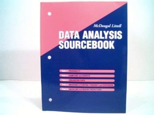 McDougal Littell High School Math: Source Book Algebra 1