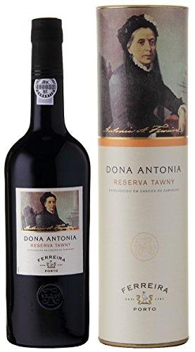 Vino de Oporto Ferreira Dona Antonia Reserva Tawny - Vino Fortificado- 3 Botellas
