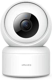 IMILAB C20 Smart Security Camera, vista rotazionale a 360, visione notturna migliorata Sistema di sorveglianza con rilevam...
