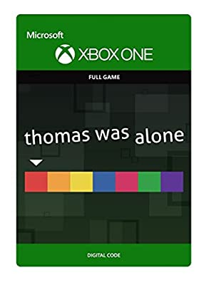 Thomas Was Alone [Xbox One - Download Code]
