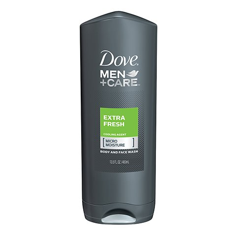 Dove Shower Men Extra Fresh