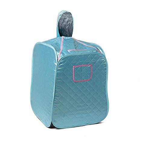 NECZXW1 Household foldable sauna tent, portable household personal sauna...