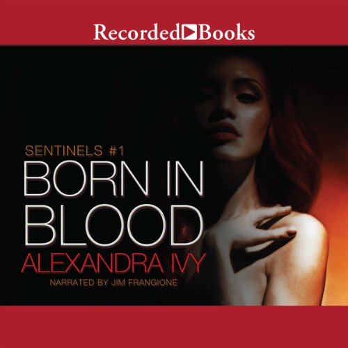 Born in Blood audiobook cover art