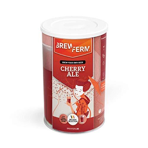 Brewferm Cherry Ale - Juego de accesorios para cerveza