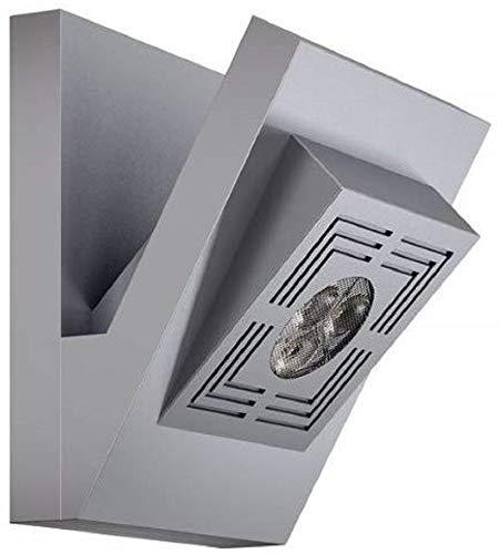 Osram 73234 Tresol Cube Luminaire LED Applique Murale Argent 4,5 W 230 V