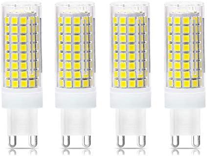 G9 Led Bulb 8W G9 Led Bulb Dimmable Bi Pin Base Led Bulb G9 Base Daylight 6000k 75W 100W Equivalent product image