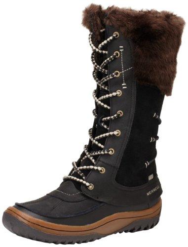 Hot Sale Merrell Women's Decora Prelude Winter Boot,Black,8.5 M US