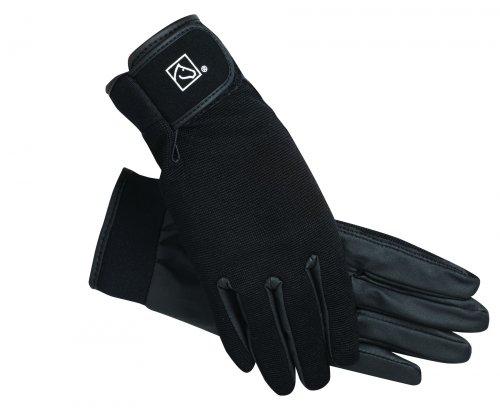 SSG Aquatack Summer Riding Gloves Ladies Universal White